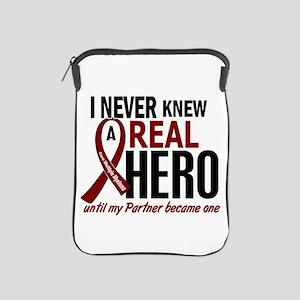 Multiple Myeloma Real Hero 2 iPad Sleeve