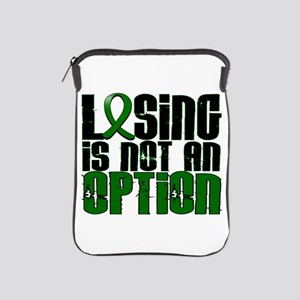 Losing Is Not An Option Liver Disease iPad Sleeve
