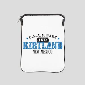 Kirtland Air Force Base iPad Sleeve