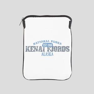 Kenai Fjords National Park AK iPad Sleeve