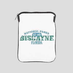 Biscayne National Park FL iPad Sleeve