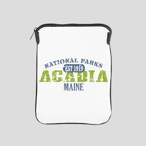 Acadia National Park Maine iPad Sleeve