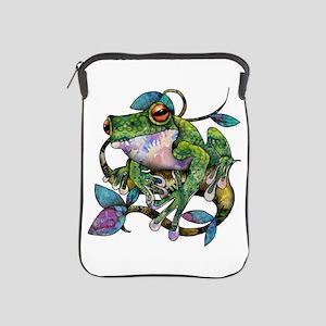 Wild Frog iPad Sleeve