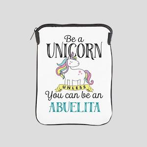 Unicorn ABUELITA iPad Sleeve