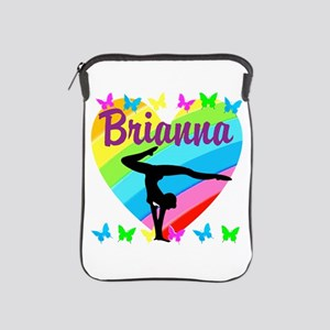 PERSONALIZE GYMNAST iPad Sleeve