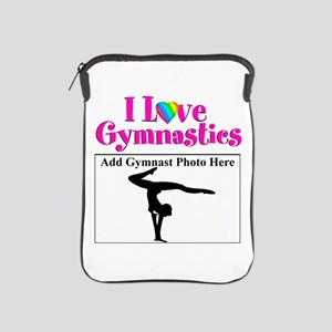 GYMNAST LOVE iPad Sleeve