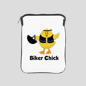 Biker Chick iPad Sleeve