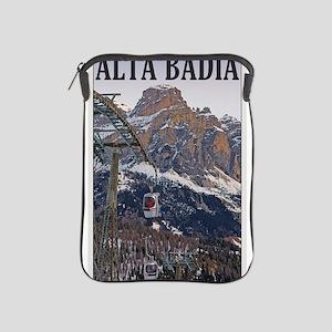 Alta Badia Gondola iPad Sleeve