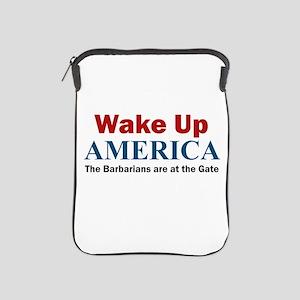 Wake Up AMERICA iPad Sleeve