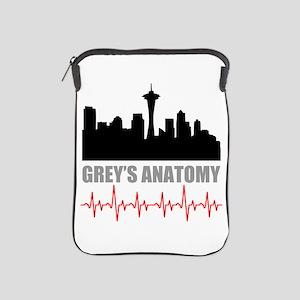Grey's Anatomy Seatle iPad Sleeve
