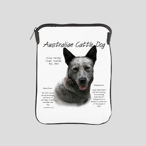 Cattle Dog (blue) iPad Sleeve