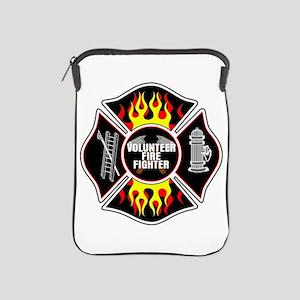 Volunteer Firefighter iPad Sleeve
