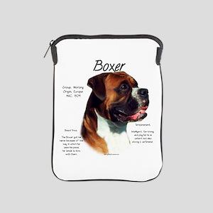 Boxer (natural) iPad Sleeve