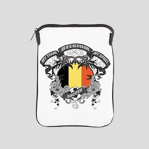 Belgium Soccer iPad Sleeve