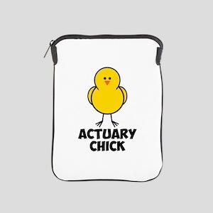 Actuary Chick iPad Sleeve
