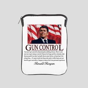 Gun Control iPad Sleeve