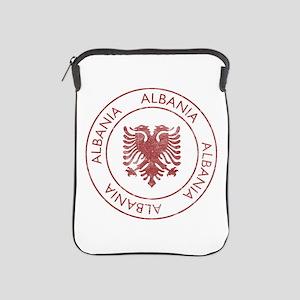 Vintage Albania iPad Sleeve