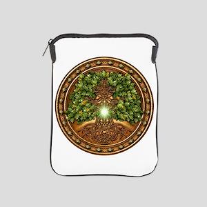 Sacred Celtic Trees - Oak iPad Sleeve