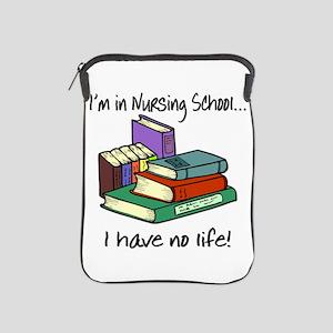 Nursing School iPad Sleeve