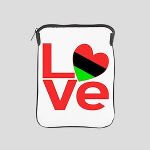 African American Love iPad Sleeve