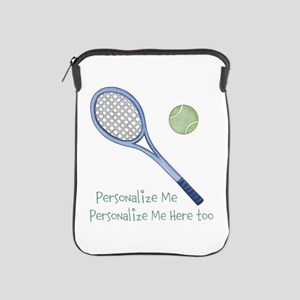 Personalized Tennis iPad Sleeve