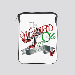 75th Anniversary Wizard of Oz Red Shoes iPad Sleev