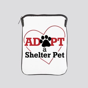 Adopt a Shelter Pet iPad Sleeve