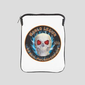 Legion of Evil Phlebotomists iPad Sleeve