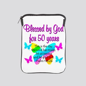 DELIGHTFUL 50TH iPad Sleeve