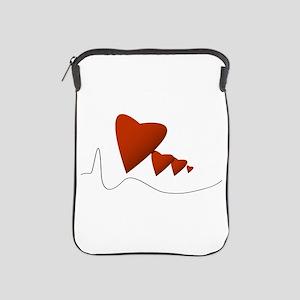 Heartbeats - iPad Sleeve