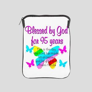 RELIGIOUS 95TH iPad Sleeve