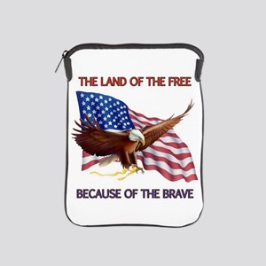 Land of the Free... iPad Sleeve