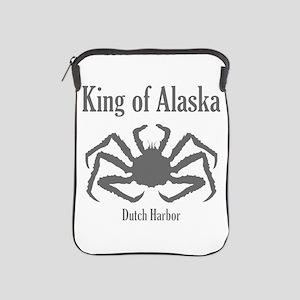King of Alaska- iPad Sleeve