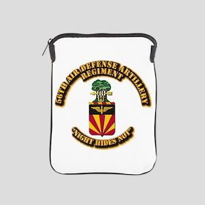 COA - 56th Air Defense Artillery Regiment iPad Sle