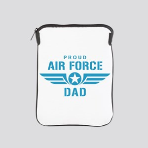 Proud Air Force Dad W iPad Sleeve