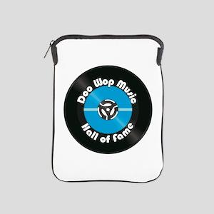 Doo Wop Music Hall of Fame iPad Sleeve