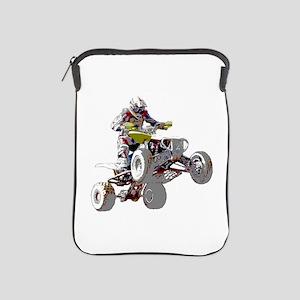 ATV Racing (color) iPad Sleeve