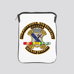 2nd Battalion, 8th Infantry iPad Sleeve