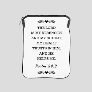 THE LORD IS MY... iPad Sleeve