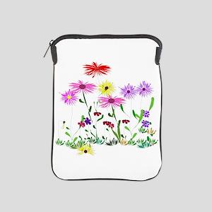 Flower Bunch iPad Sleeve
