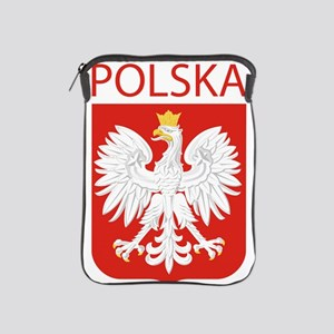 Polska Eagle iPad Sleeve