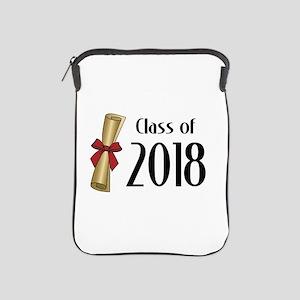 Class of 2018 Diploma iPad Sleeve