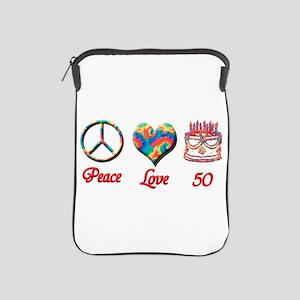 50th. Birthday iPad Sleeve