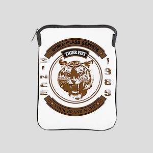 Tiger Fist iPad Sleeve