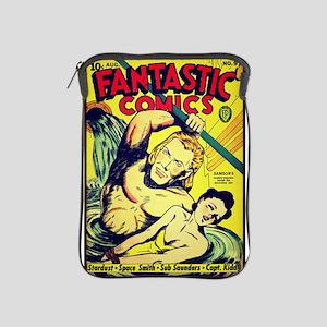Fantastic Comics of The Golden Age iPad Sleeve