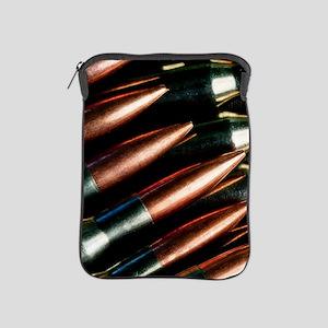 Rifle Bullets iPad Sleeve