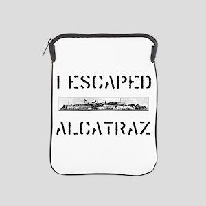 I Escaped Alcatraz iPad Sleeve