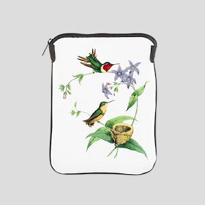 Hummingbirds iPad Sleeve