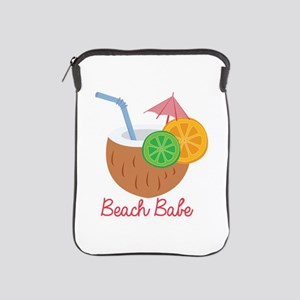 Beach Babe iPad Sleeve