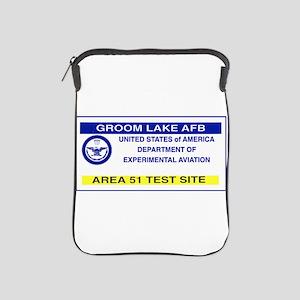 Area 51 Pass iPad Sleeve